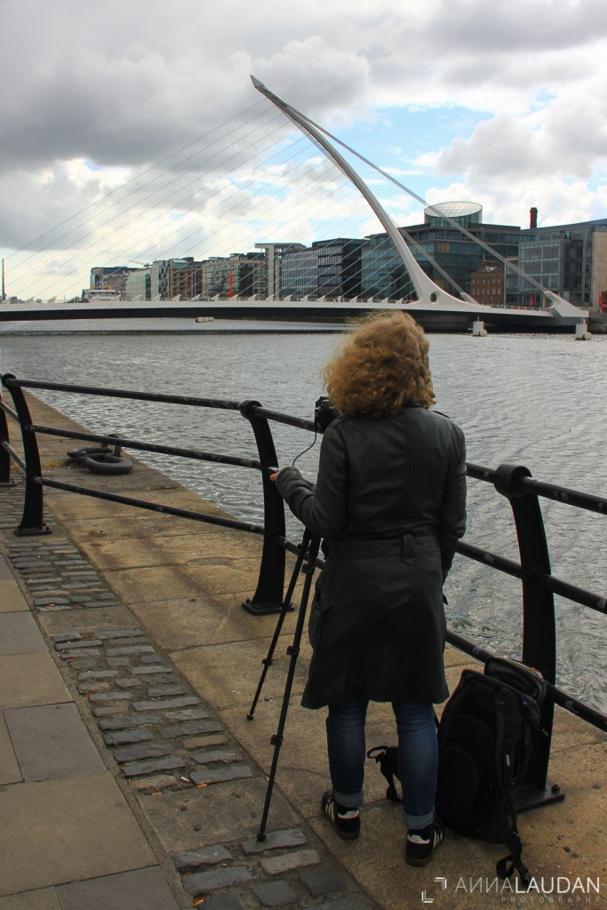 Making-Of Samuel-Beckett-Bridge