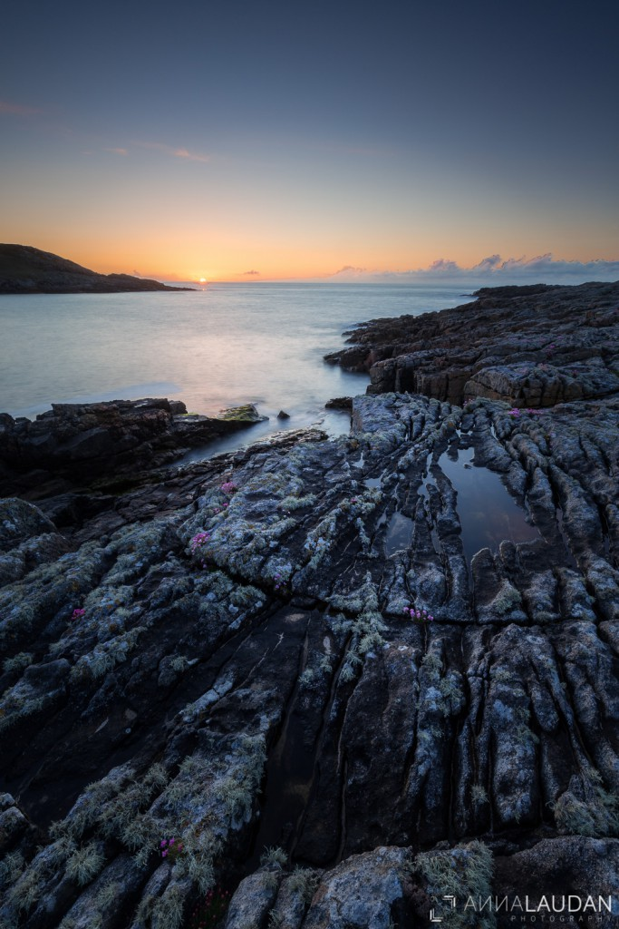 Sunset at Melmore Head III