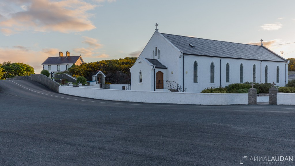 Church at the Wild Atlantic Way