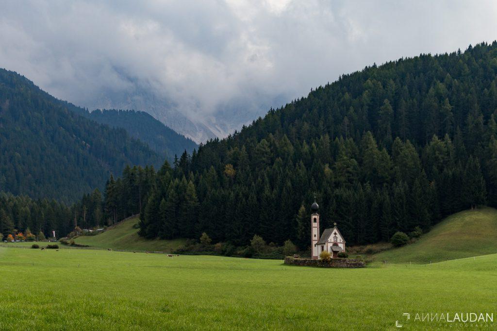Santa Maddalena, St. Magdalena, Villnöß, Dolomiten, Südtirol