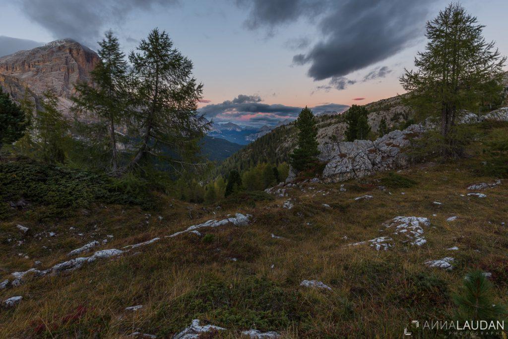 Near Lago di Limides